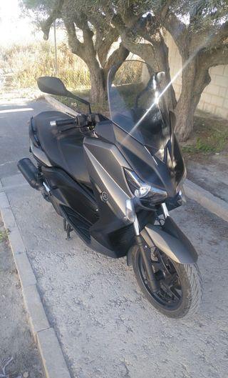 Yamaha X-MAX 125 de 2015