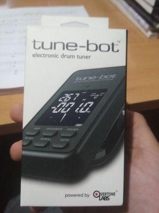 Tune-bot afinador para baterías