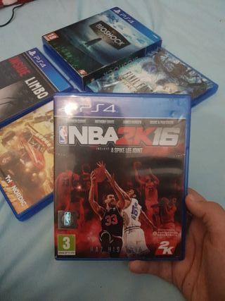 juegos ps4