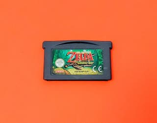 Zelda: Minish Cap / Game Boy Advance