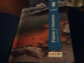 Libro de 2 de eso,física y quimica