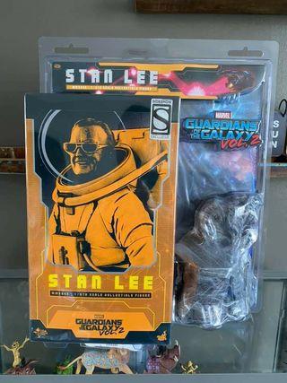Figura Stan Lee Marvel Guardianes Hot Toys
