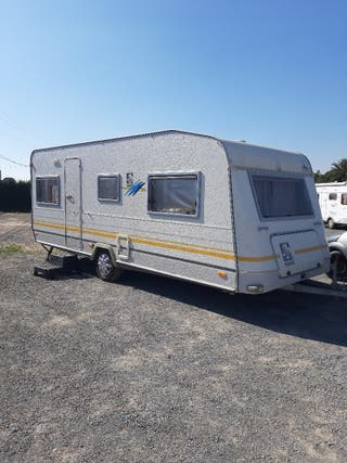 Caravana Knaus Sudwing 530