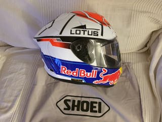 Casco Shoei Marc Marquez Red Bull - Lotus