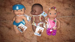 """Muñecos """"Pepotes"""" nuevos"""