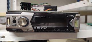 Radio para coche Vieta