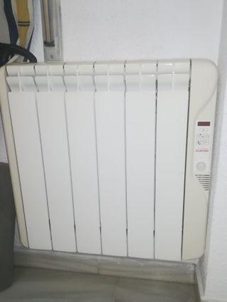 Emisor térmico Gabarrón de 6 unidades para colgar
