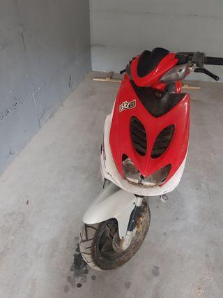 despiece Yamaha aerox
