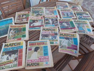 Periodicos deportivos match valencia