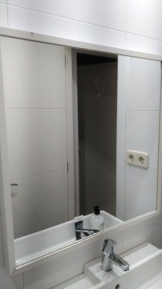 Espejo Blanco Ikea