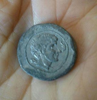 moneda muy antigua