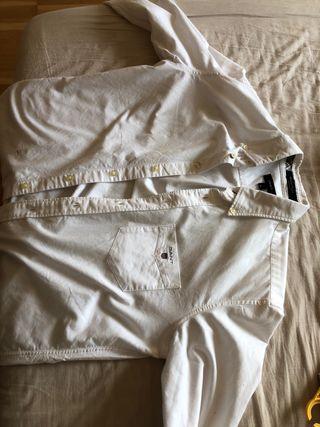 Camisa Gant blanca