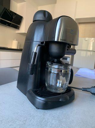 Cafetera, funcion capuchino