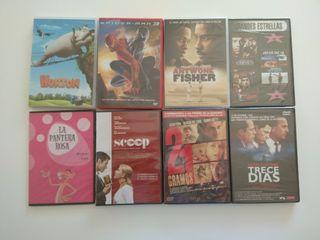 Dvd's nuevos