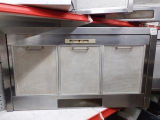 Campana extractora cocina 90cm ancho