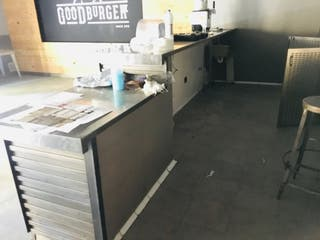 Barra bar o restaurante