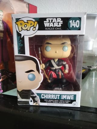 Star Wars Rogue One, Chirrut Imwe