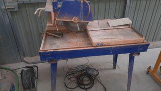 cortadora de ladrillos caravista