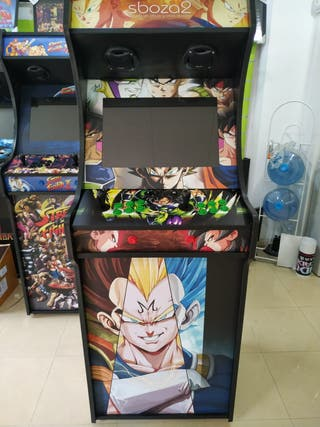 Maquina Recreativa Big Arcade