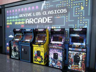 Maquina Arcade Explotacion