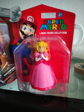 Super Mario Large Figure Col, Princess Peach