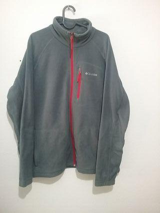 Columbia fleece / sweater / forro polar / sudadera