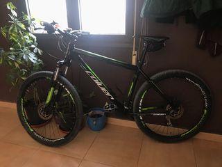 Bicicleta mtb coluer 27,5