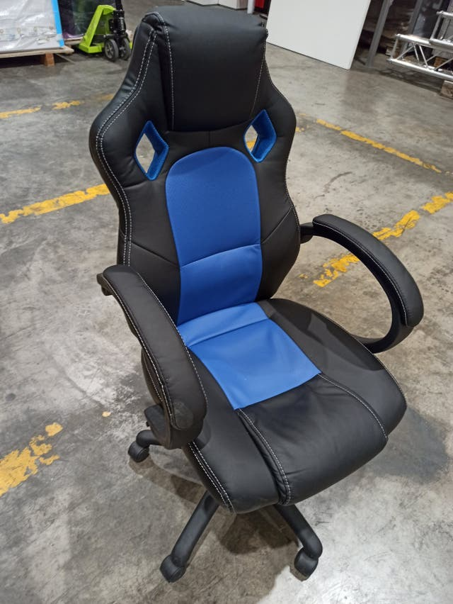9 SONGMICS Racing Silla de Escritorio de Oficina