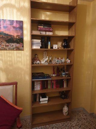 2 estanterias libreria