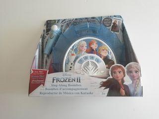 Reproductor de Música con Karaoke Frozen II