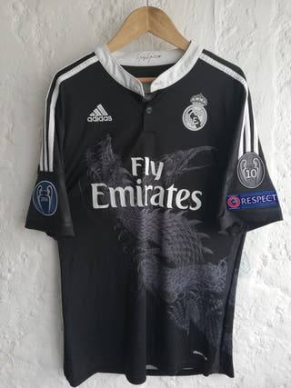 camiseta Real Madrid 2014 2015 UCL - Marcelo