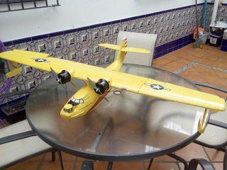avion catalina r.c.
