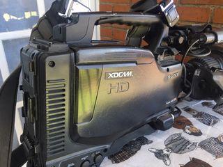 Videocamara Sony Pdw 700