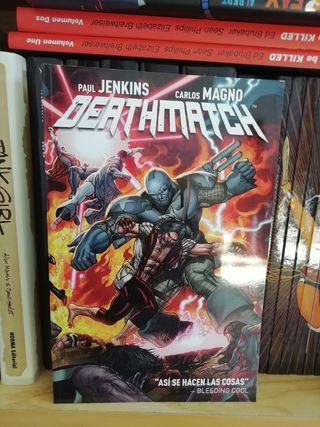 Deathmatch obra completa