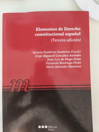 derecho constitucional trabajo social uned