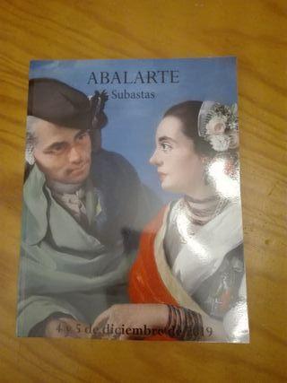 CATÁLOGO DE SUBASTAS ABALARTE. DICIEMBRE 2019