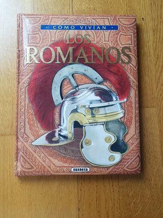 libro cómo vivían los romanos para niños