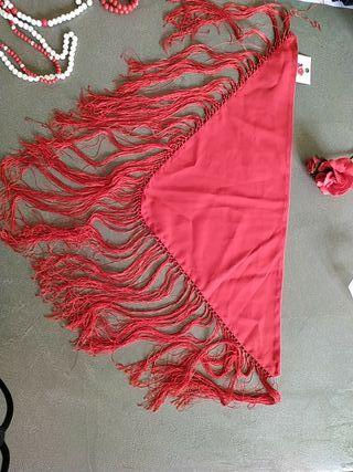 Accesorios para traje de flamenca
