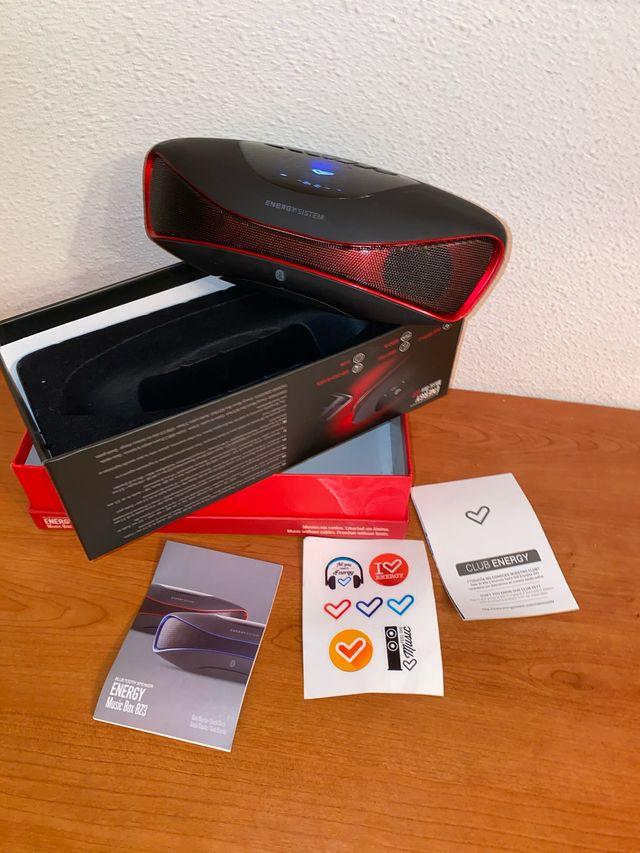 Energy music box BZ3