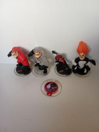 Pack Disney Infinity Los Increíbles
