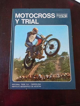 LIBRO MOTOCROSS Y TRIAL TEIDE 1973