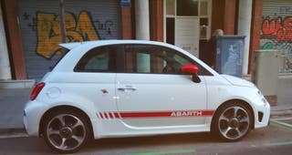 llantas Fiat Abarth 17