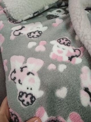 saco de bebe o muñeco