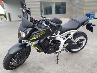 Honda CB650-F abs