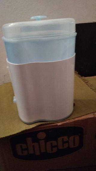 Esterilizador eléctrico de biberones