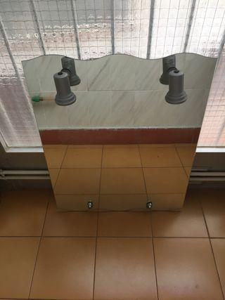 Espejo baño de 60x70 cm