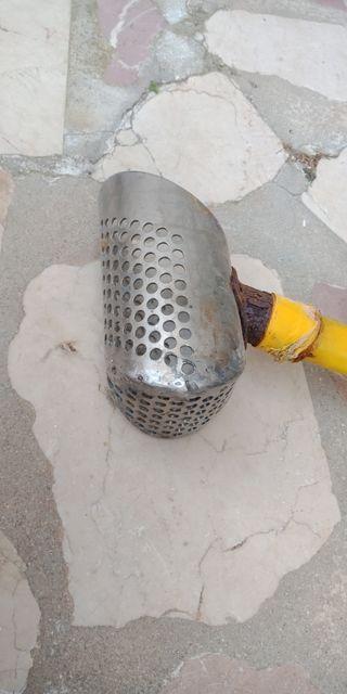 Scoop arena detector de metales