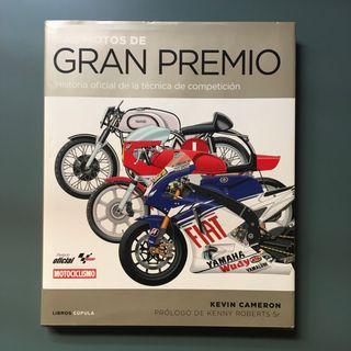 Las motos de Gran Premio