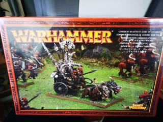 carro gorthor bestias warhammer