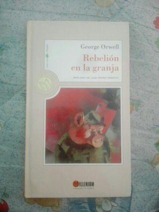 George Orwell - Rebelión en la Granja Libro